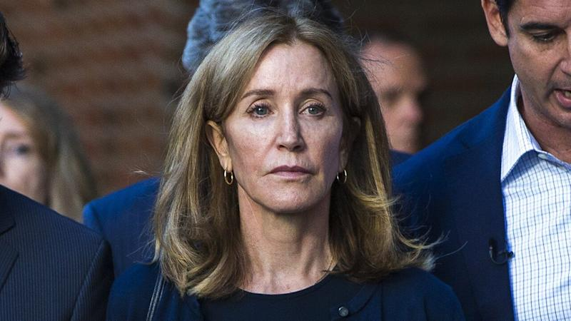 Felicity Huffman Wants to Work With Inmates Following Prison Release, Source Says