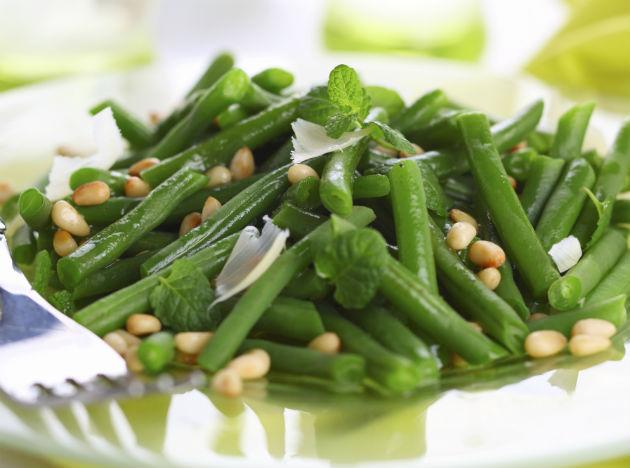 <b>Beans </b>Sticking to green, there are beans of various kinds that can be cooked in various styles. Indian cooking allows for various dished to be prepared with beans, and along with other vegetables. You can even prepare bean soup for a healthy and tasty evening meal.