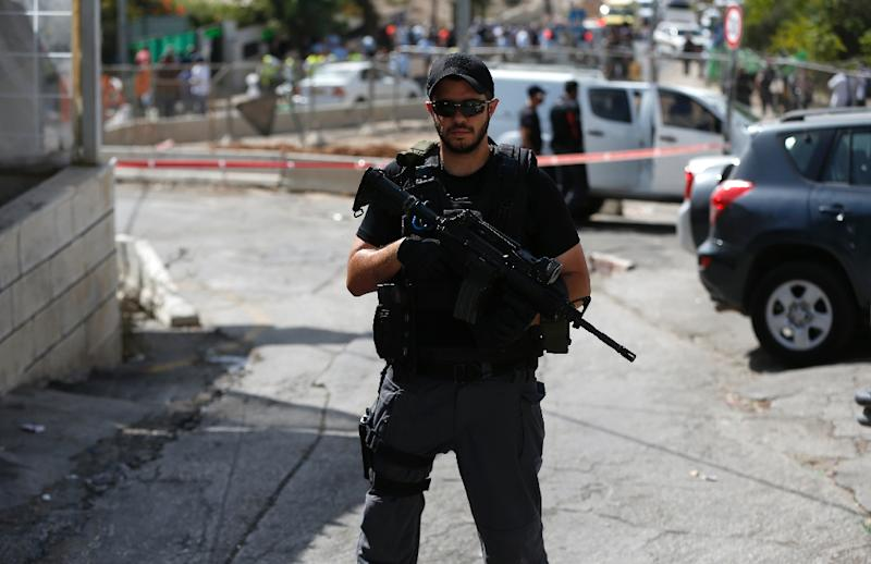 Arab assailant wounds several people in Jerusalem, then shot dead