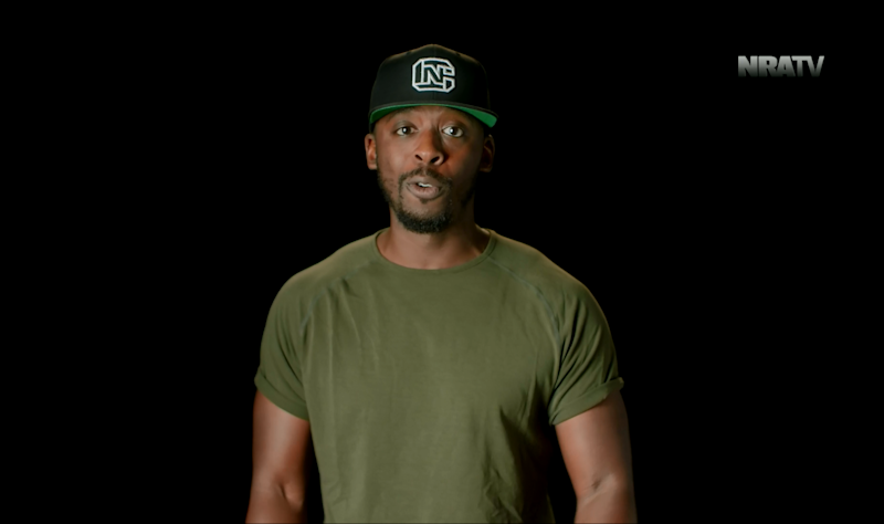 Colion Noir said that the media's 'glorification of carnage' was killing American children: The National Rifle Association