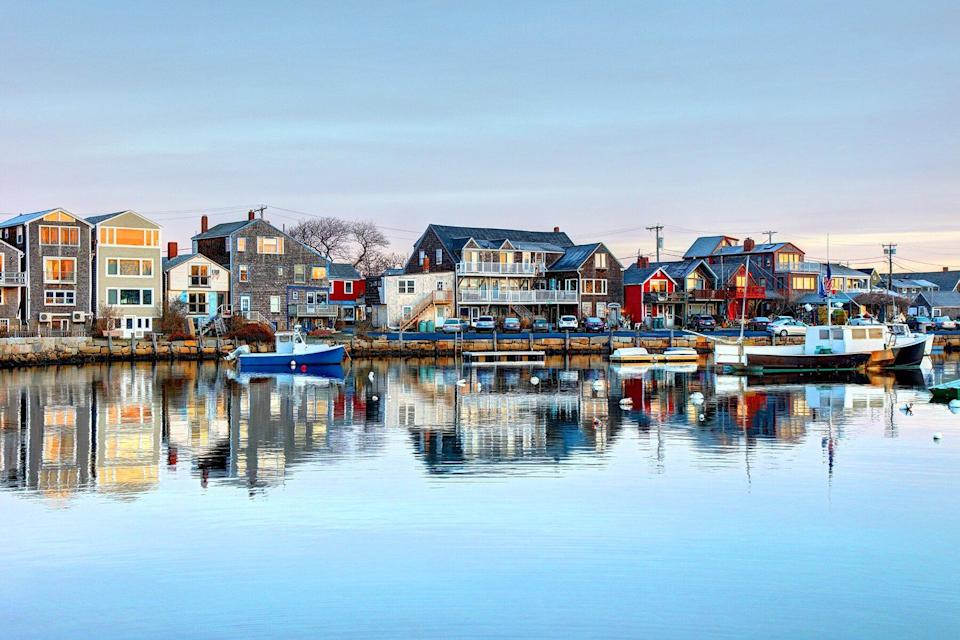 Rockport is a seaside town in Essex County, Massachusetts,