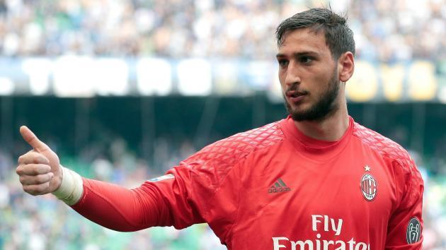 'He is happy here' - Milan insist Donnarumma will not be sold