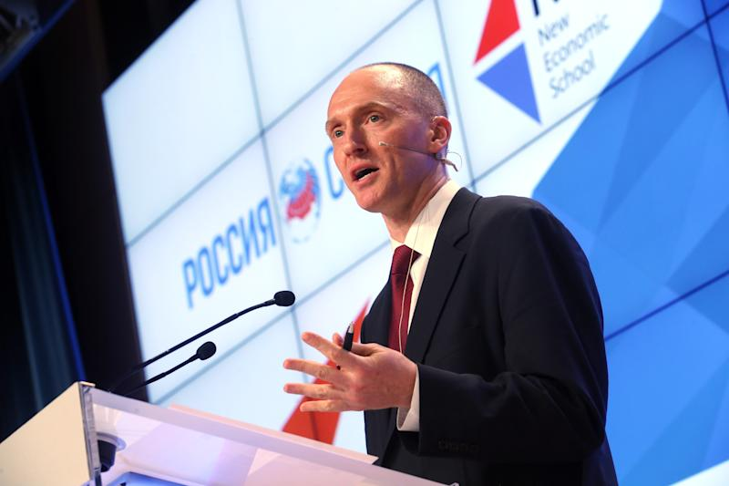 Carter Page Calls Fisa Warrant Accusations A Complete Joke Denies Ever Being A Foreign Agent