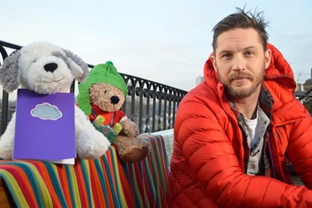 Tom Hardy (Credit: BBC)
