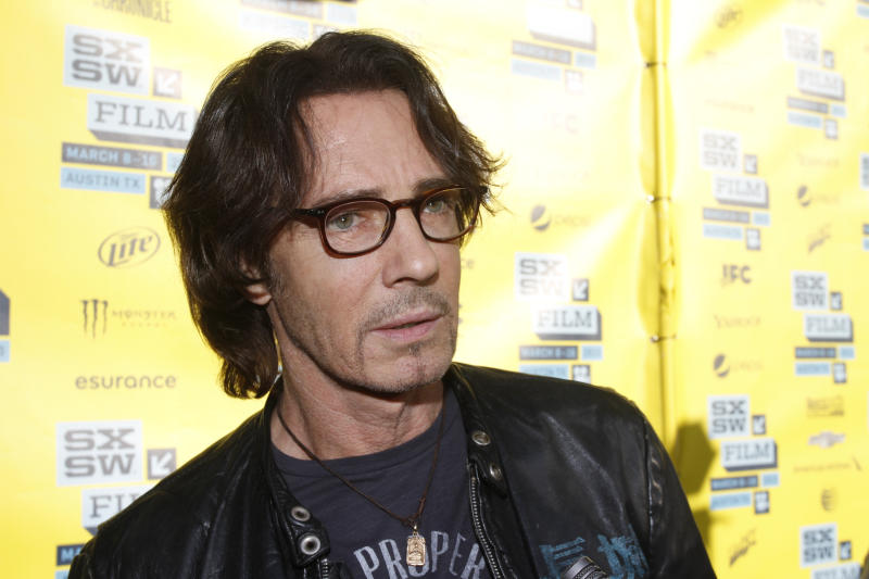 Rick Springfield to publish debut novel in 2014