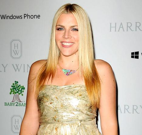 """Busy Philipps Welcomes Baby Girl: """"Everyone Is Healthy and Happy"""""""