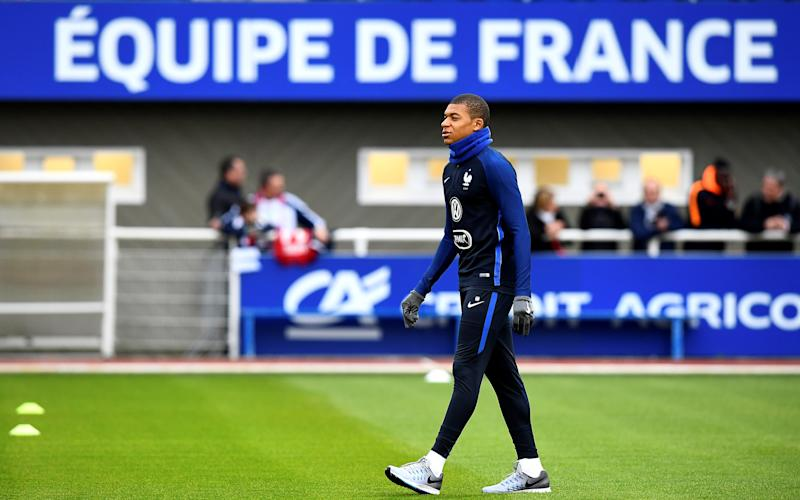 Thierry Henry adelt Frankreichs Shootingstar Mbappe