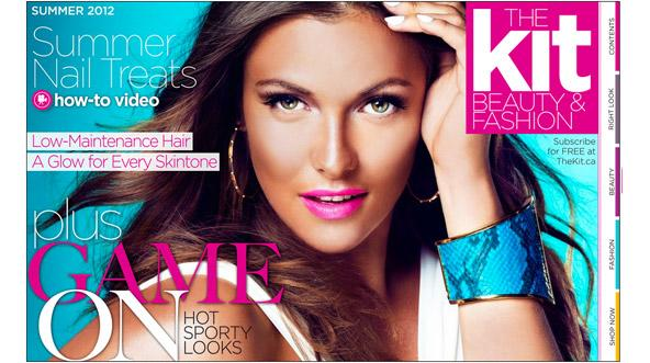 New Summer Issue Of The Kit Is Here!