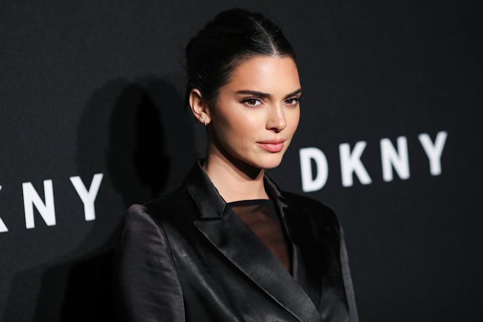 Trypophobia sufferer Kendall Jenner arrives at the DKNY 30th birthday celebration on September 9, 2019 in Brooklyn, New York. [Photo: Xavier Collin/Image Press Agency/Sipa USA]