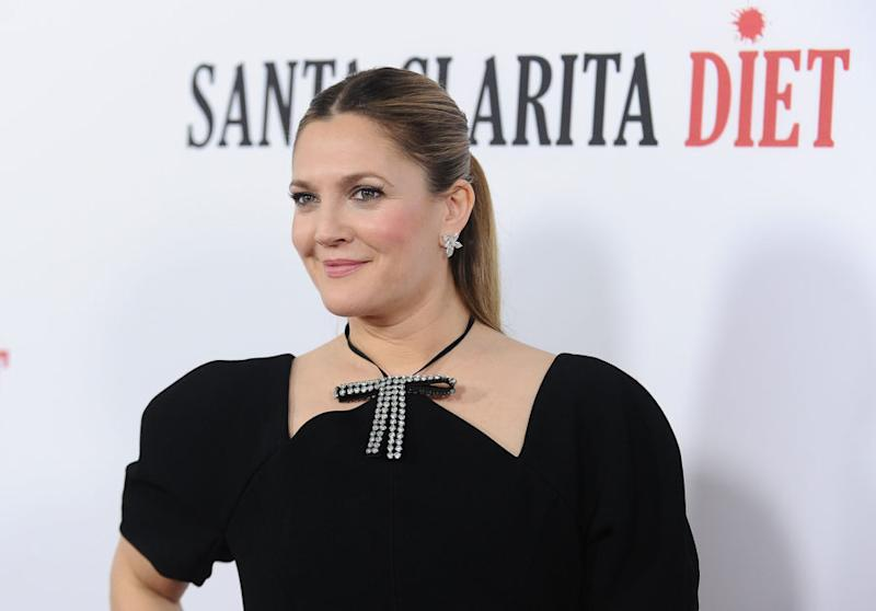 "Drew Barrymore posted a picture from a mini-""Charlie's Angels"" reunion, and we officially need another sequel"