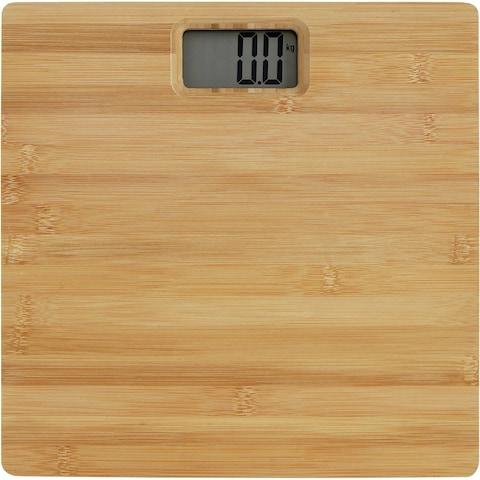 Collection bamboo digital bathroom scales