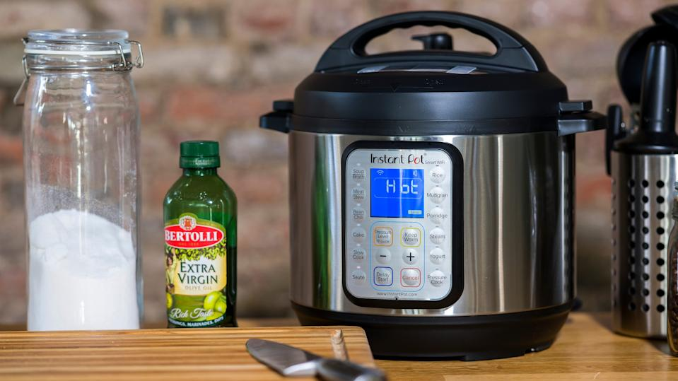 This is one of the best pressure cookers on the market.