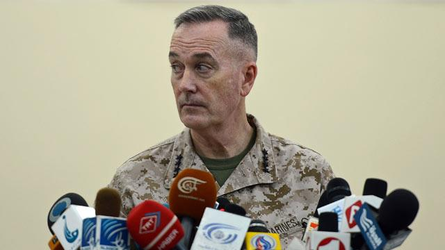 New Afghanistan Commander, Gen. Joseph Dunford: 'We're Here to Win'