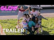 """<p>This Netflix original is the perfect mix of comedy, drama, and female empowerment, with the added benefit of knockout actresses like Allison Brie and Betty Gilpin.</p><p><a href=""""https://www.youtube.com/watch?v=9iM7W1Dvl6Q"""" rel=""""nofollow noopener"""" target=""""_blank"""" data-ylk=""""slk:See the original post on Youtube"""" class=""""link rapid-noclick-resp"""">See the original post on Youtube</a></p>"""