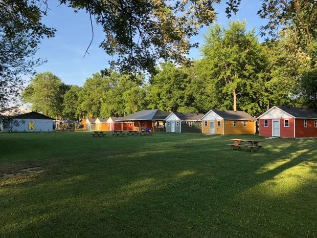 Sunshine Point Camp says it's ready to welcome back overnight campers and has submitted a COVID-19 safety plan to the Windsor-Essex County Health Unit.  (Submitted by Angelo Ciardella - image credit)