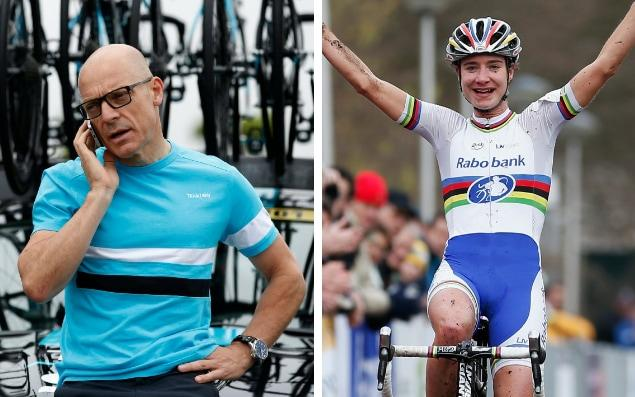 Sir Dave Brailsford and Marianne Vos have had large - but totally different - impacts on the sport