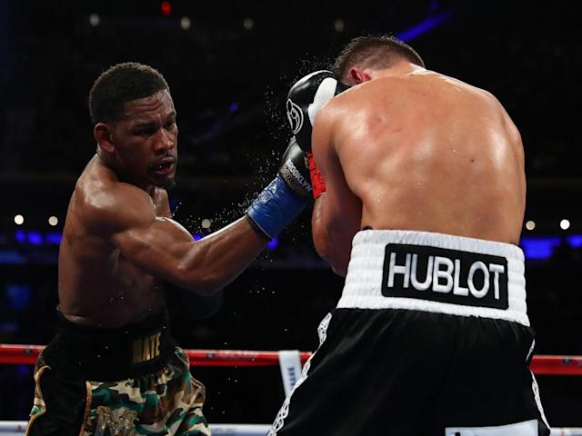 Jacobs impressed despite defeat to GGG (Getty)