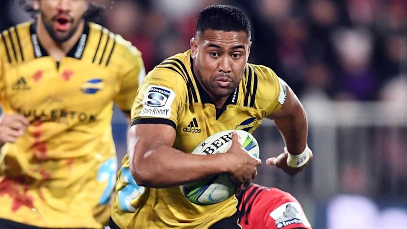 SUPER RUGBY CRUSADERS HURRICANES