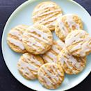 <p>These lemon sugar cookies are simple and delicious. A light hand with sugar and a touch of lemon makes them not overly sweet or tart with a soft, chewy texture. They're perfect for pairing with coffee or tea or serving alongside ice cream.</p>