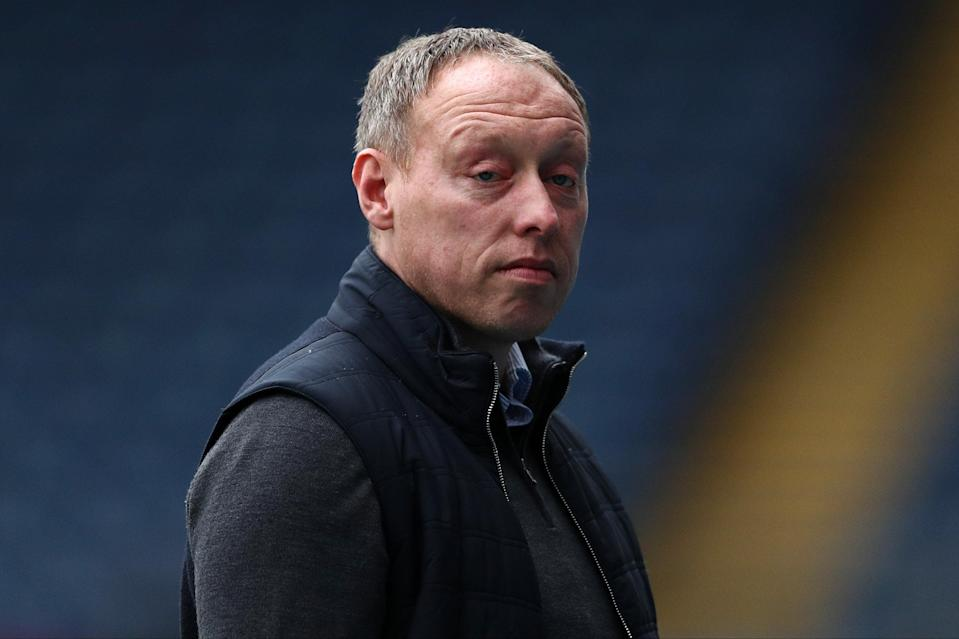 <p>Crystal Palace will consider a move for Swansea boss Steve Cooper</p> (Getty Images)