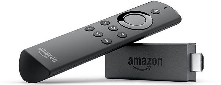 Amazon Fire TV Stick.