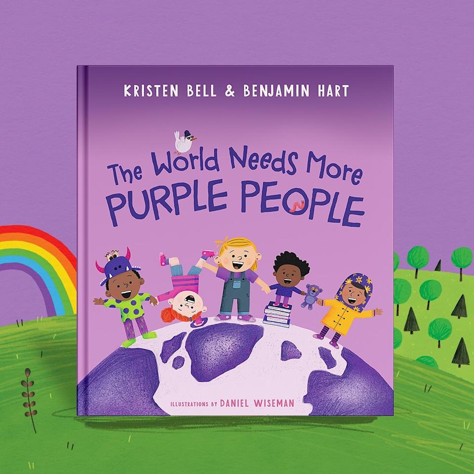 Image result for the world needs more purple people