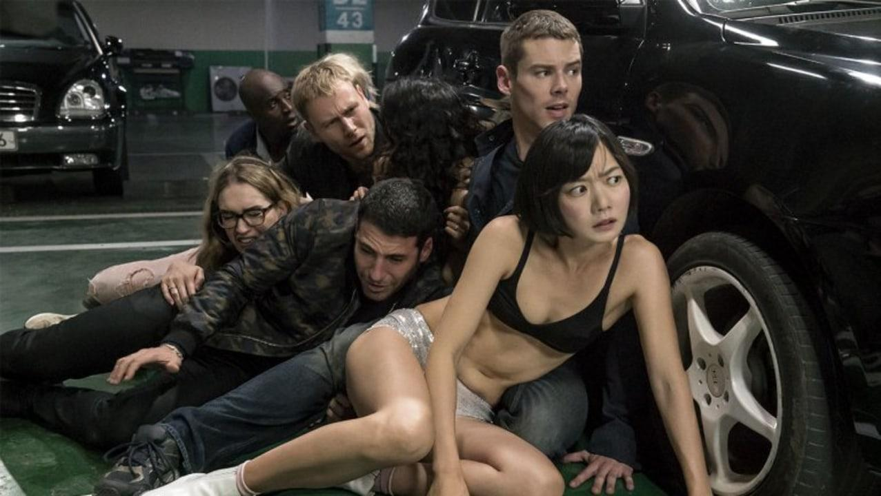 "Despite cancelingSense8after two seasons, Netflix reps say they couldn't have been more proud of the ""kickass and outright unforgettable"" show."