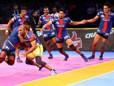 Pro Kabaddi 2018, U Mumba vs UP mYoddha, Match Highlights: Yoddha stay alive with vital win