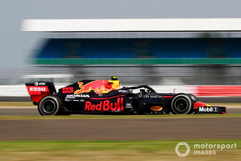 "Alex Albon, Red Bull Racing RB16<span class=""copyright"">Steven Tee / Motorsport Images</span>"