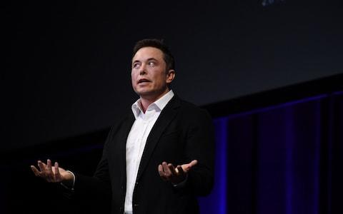 Elon Musk - Credit: Getty Images