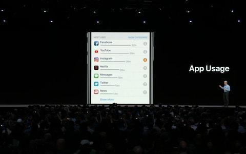 <span>Apple is adding support for customers to see how much they use individual apps.&nbsp;</span>
