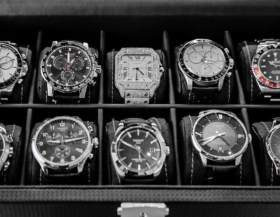 Trae Young eBay Watch Collection