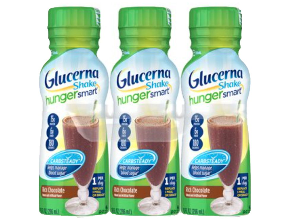 Glucerna Shake Hunger Smart -  6 pack
