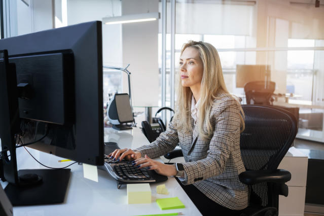Coaxing workers back into the office could be difficult for employers. Photo: Getty