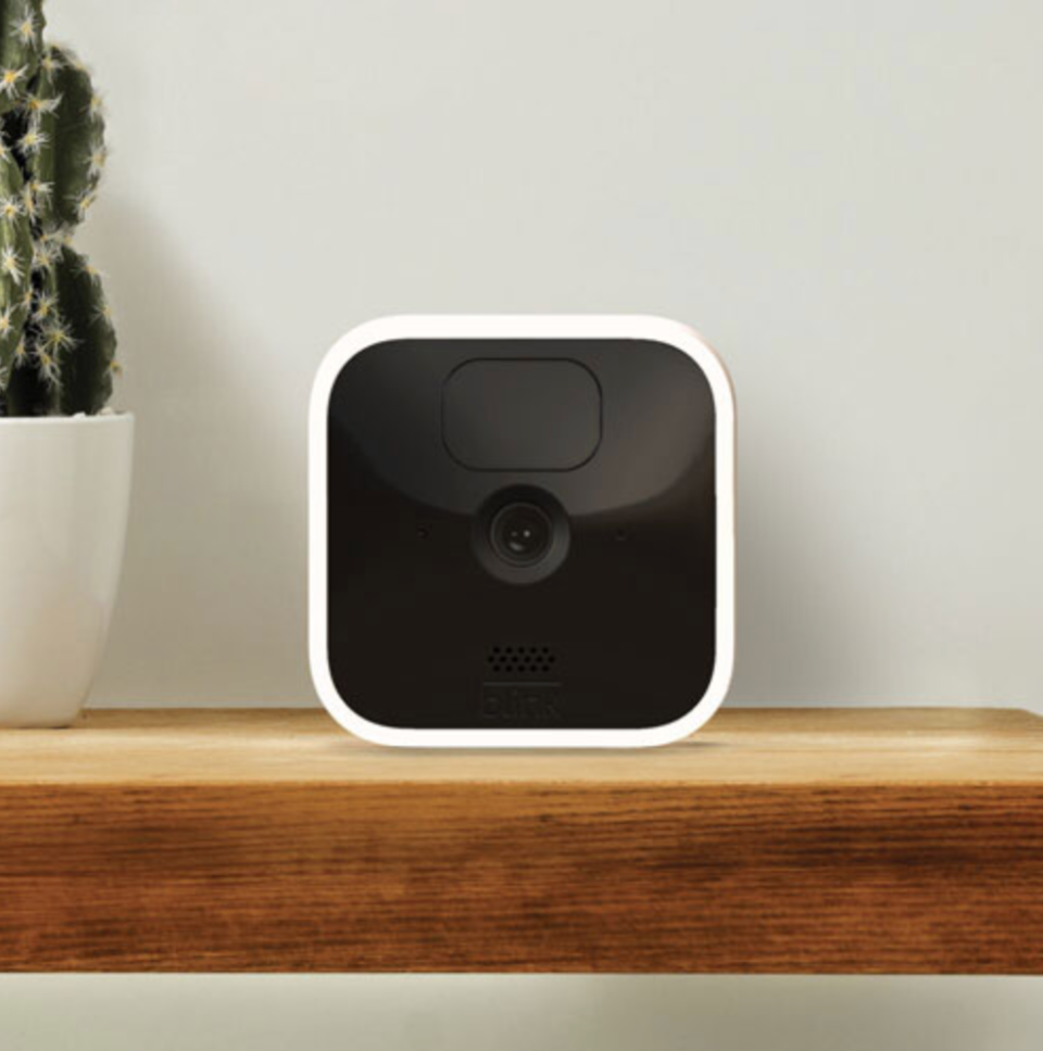 Blink Indoor Wire-Free 1080p IP Security Camera System (Photo via Best Buy Canada)