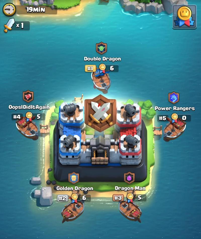 clash, royale, clan, wars, explained, nudge, meaning, rewards, how, it, works, new, update, 2018