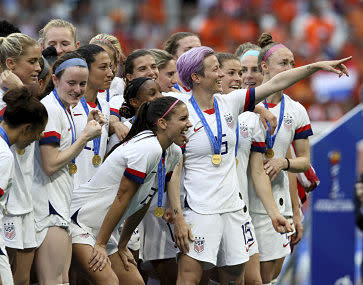 US Soccer says women's team paid more in salaries and bonuses than men between 2010 and 2018