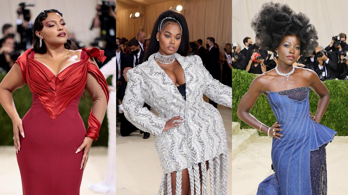 www.yahoo.com: Met Gala 2021 Theme: 29 Celebs Who Got It Right — See Photos