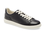 """We see many long walks in your future—and this sleek leather pair gets a resounding yes from us. $198, Nordstrom. <a href=""""https://www.nordstrom.com/s/tory-burch-howell-chevron-sneaker-women/5849005?"""" rel=""""nofollow noopener"""" target=""""_blank"""" data-ylk=""""slk:Get it now!"""" class=""""link rapid-noclick-resp"""">Get it now!</a>"""