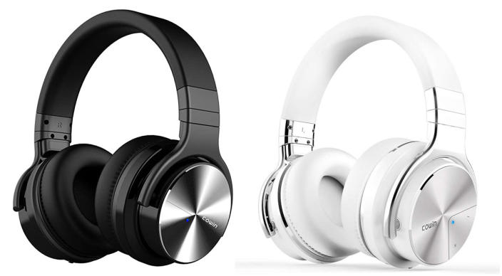 Cowin E7 Pro Active Noise Cancelling Bluetooth Headphones (Photo: Amazon)