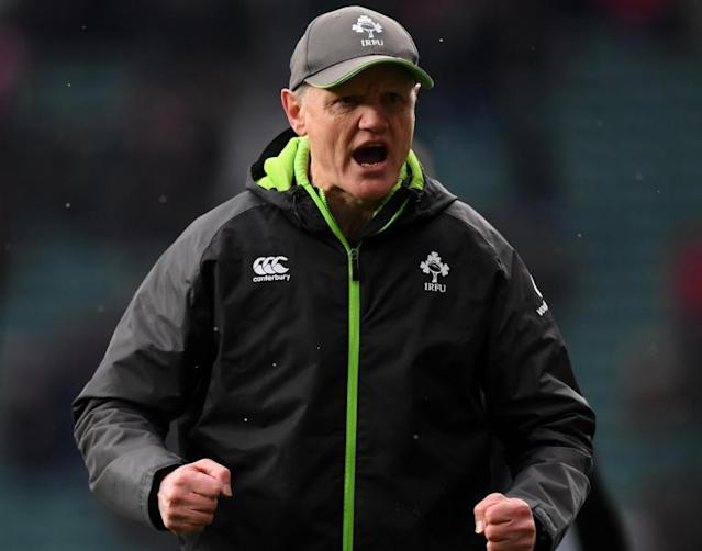 Joe Schmidt hails Irish 'resilience' after clinching Grand Slam title