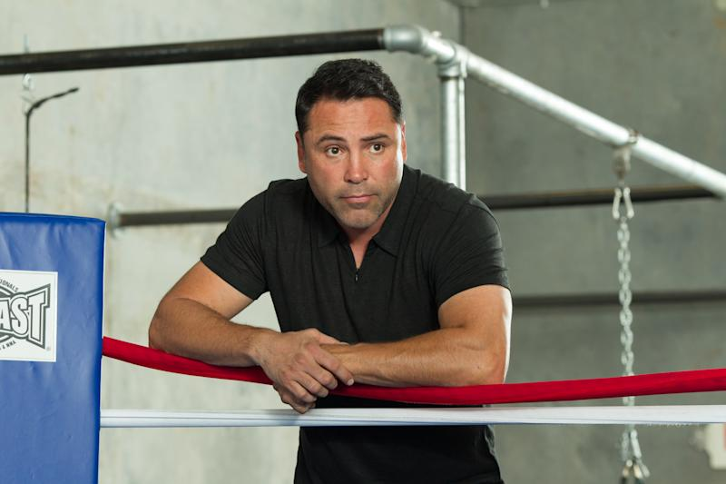 Pity, De la hoya stripper
