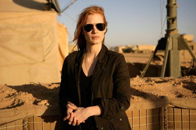 "<div class=""cptn"">Jessica Chastain, ""Zero Dark Thirty""</div>"