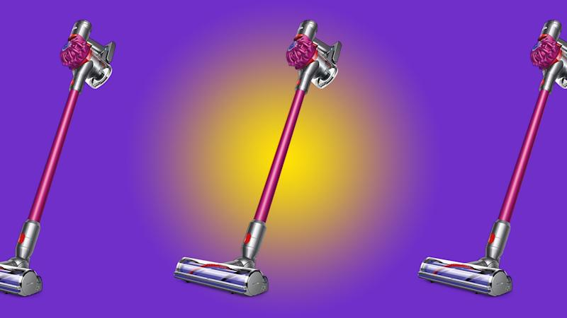 This Huge Dyson Vacuum Sale Is Your Ticket to a Cleaner Apartment