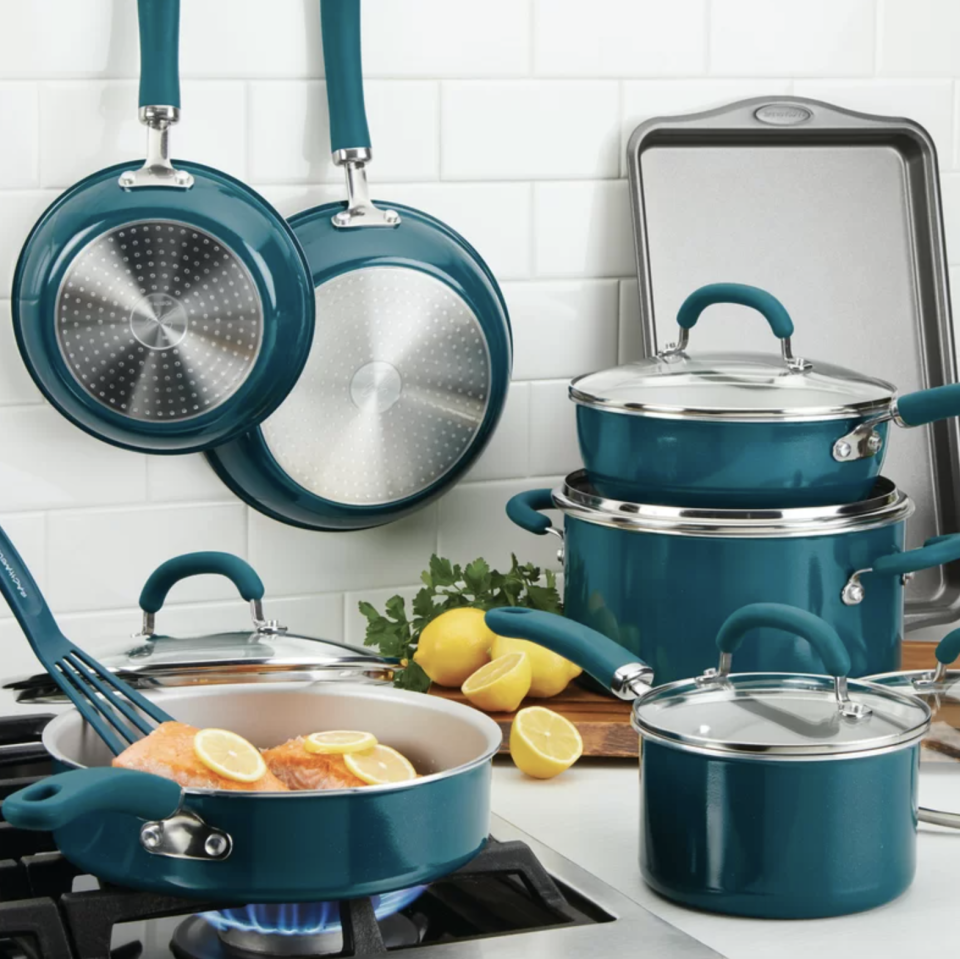 Just think of all the 30-minute meals you can cook. (Photo: Wayfair)