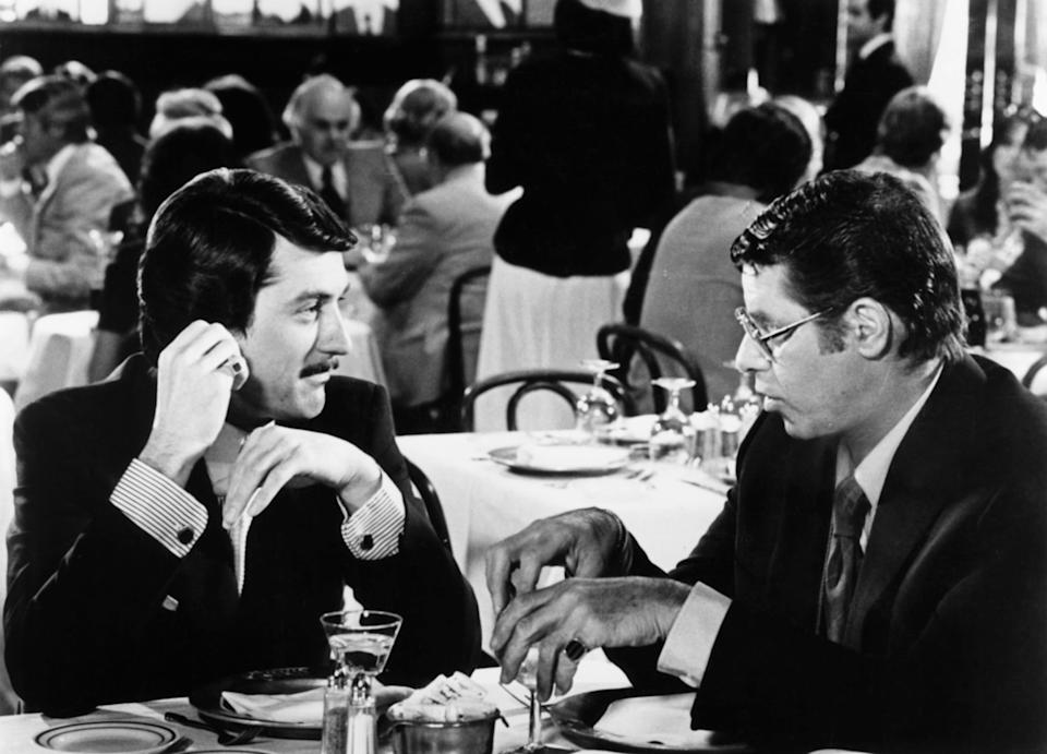 <p>Lewis won accolades for his dramatic role as the kidnap victim of Robert De Niro's wannabe standup comic in this Martin Scorsese-helmed film. (Photo: Everett Collection) </p>