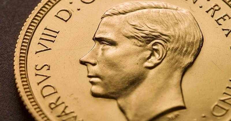 Rare Coin of Britain's Abdicated King Edward VIII Fetches Record £1 Million