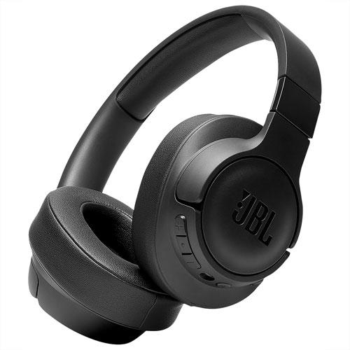 JBL Tune 750BTNC Over-Ear Noise Cancelling Wireless Headphones. Image via Best Buy.