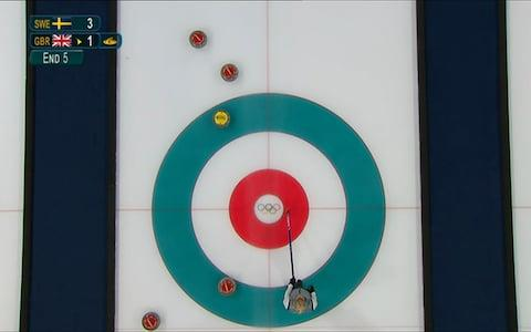 Only Muirhead to throw her last - Credit: BBC SPORT