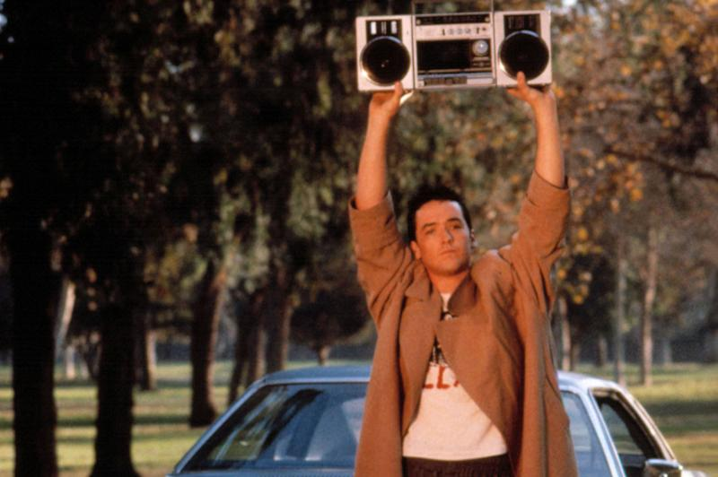 Image result for say anything boombox